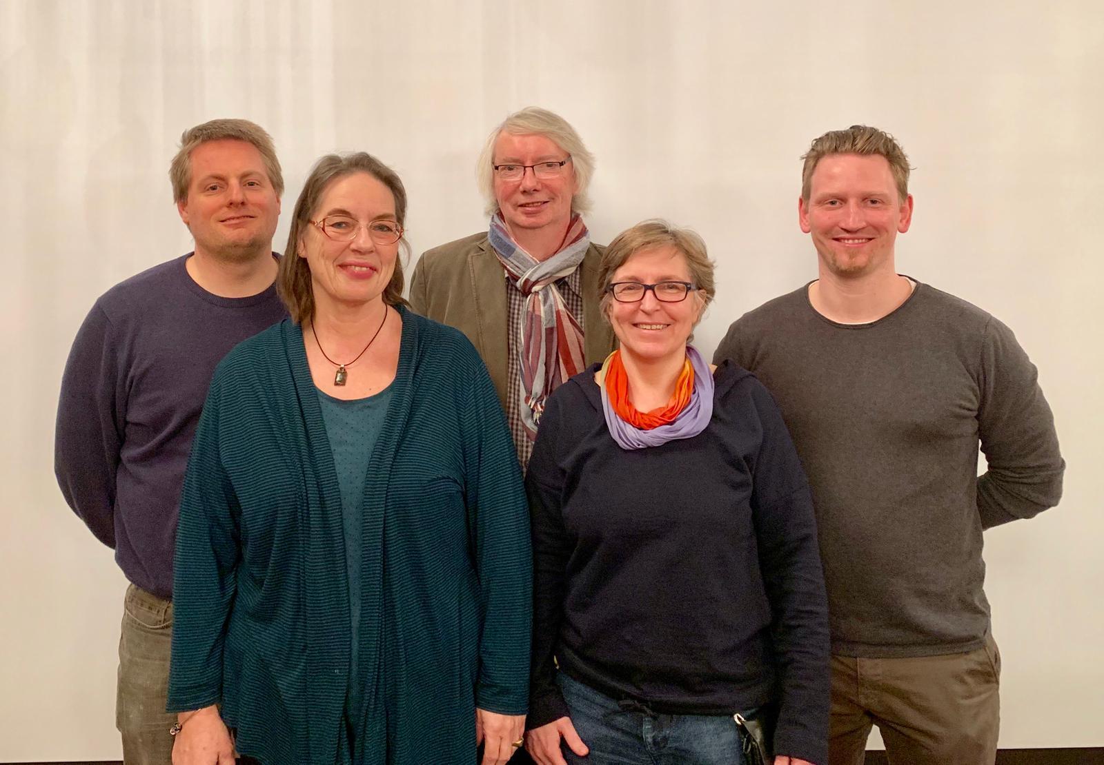 Neue Vorstandswahl im Kreis Harburg