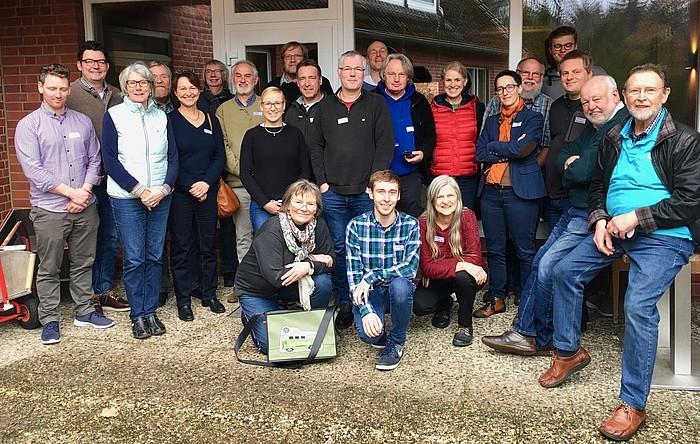 Klausurtagung des Kreisverbandes Harburg-Land
