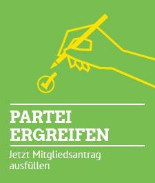 Jetzt Mitglied bei den Grünen im Landkreis Harburg werden!