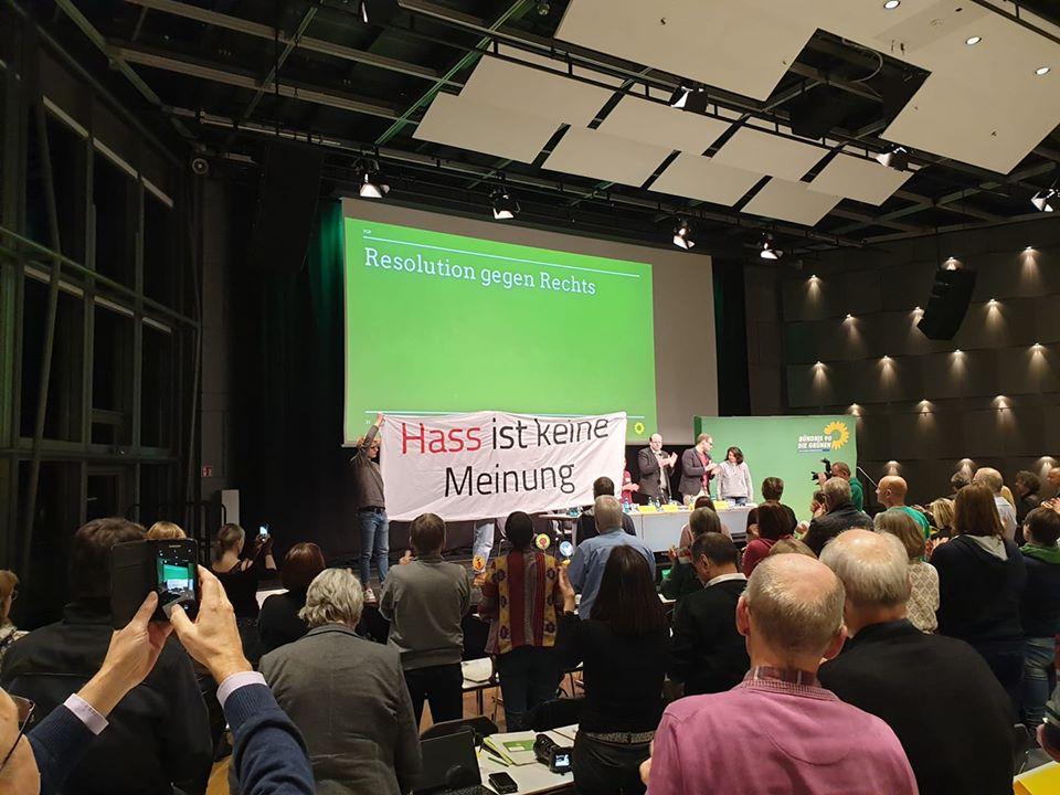 Landesdelegiertenkonferenz 2019 in Osnabrück