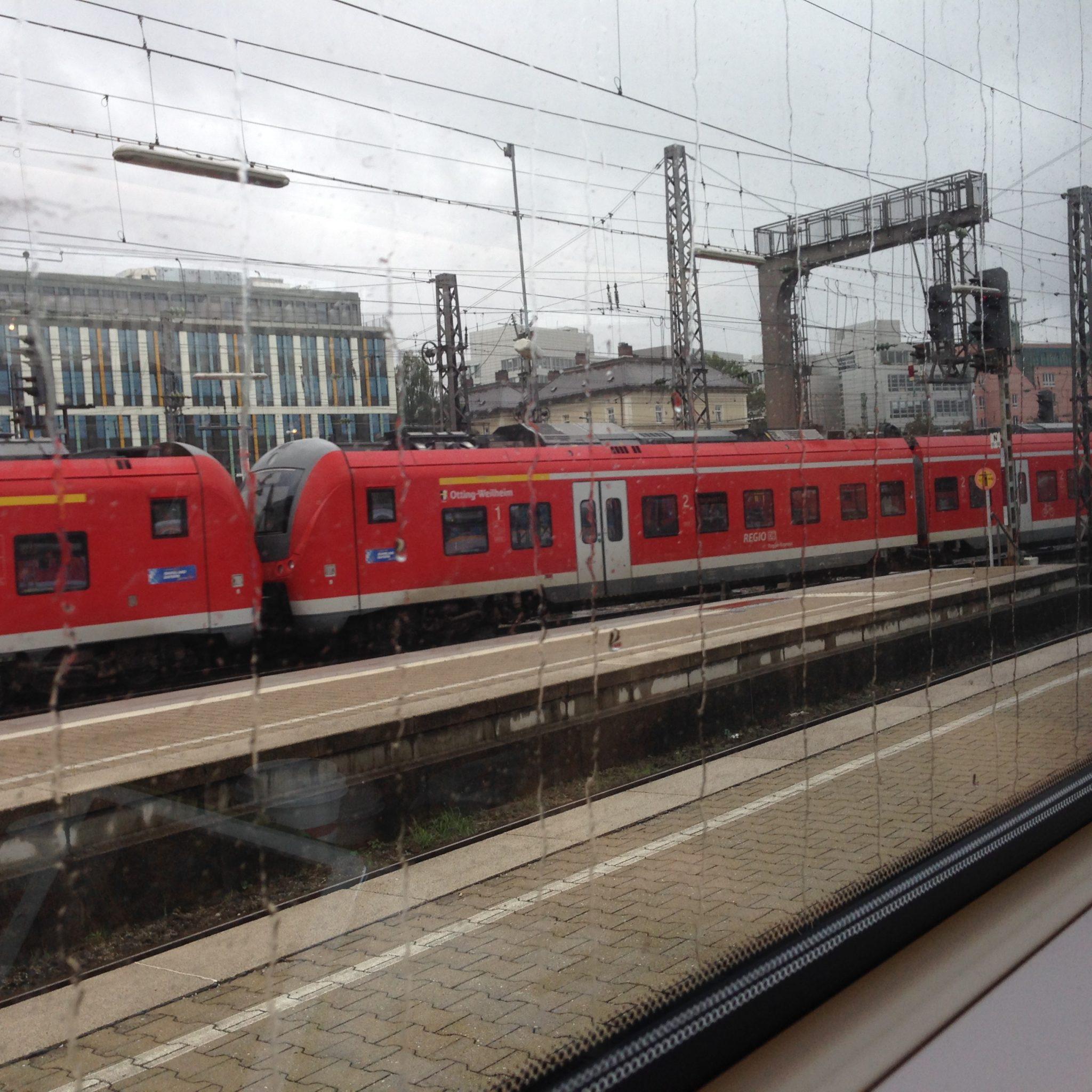 Unsere Bahnhöfe sind verbesserungswürdig!