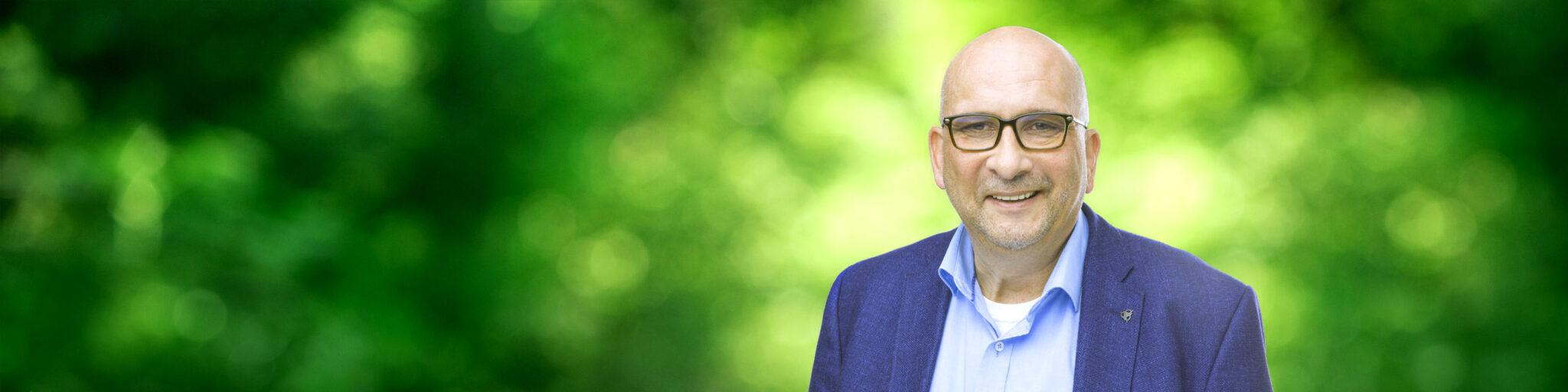 Virtuelle Gesprächsstunde mit Detlev Schulz-Hendel