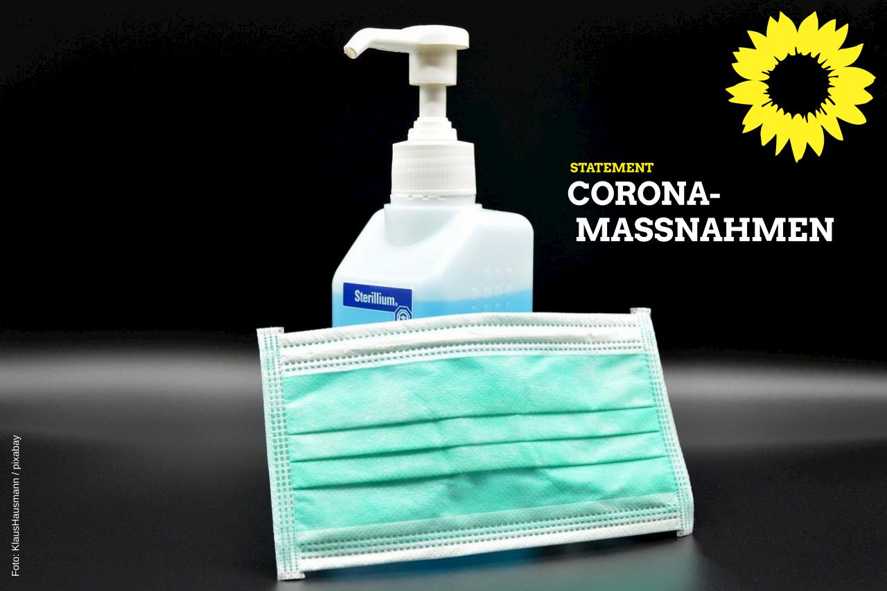 Statement zu den neuen Corona-Maßnahmen: Der Nutzen muss erkennbar bleiben!