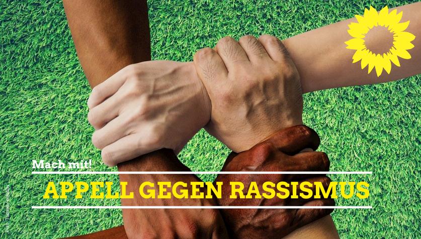Appell gegen Rassismus