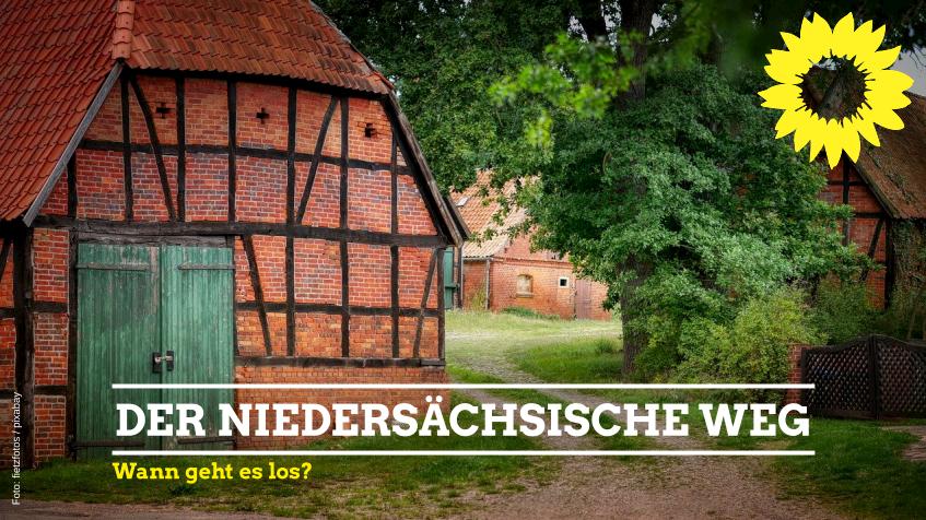 Zügige Umsetzung des Niedersächsischen Wegs