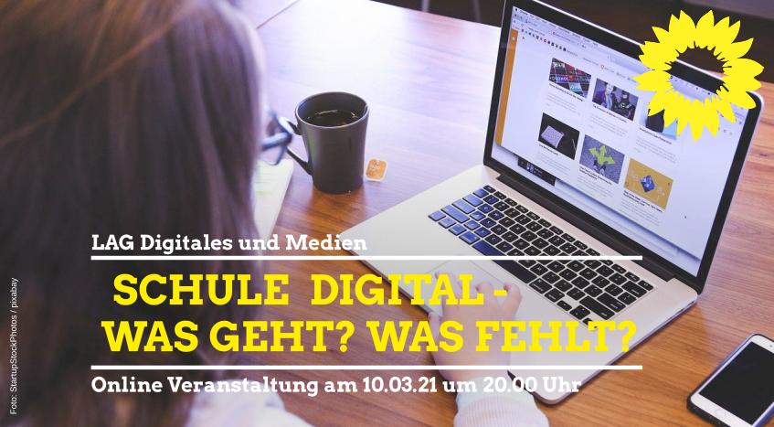 Schule Digital – Was geht? Was fehlt?