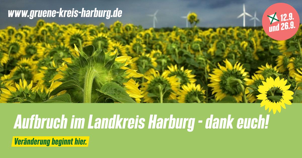 Aufbruch im Landkreis Harburg – dank euch!