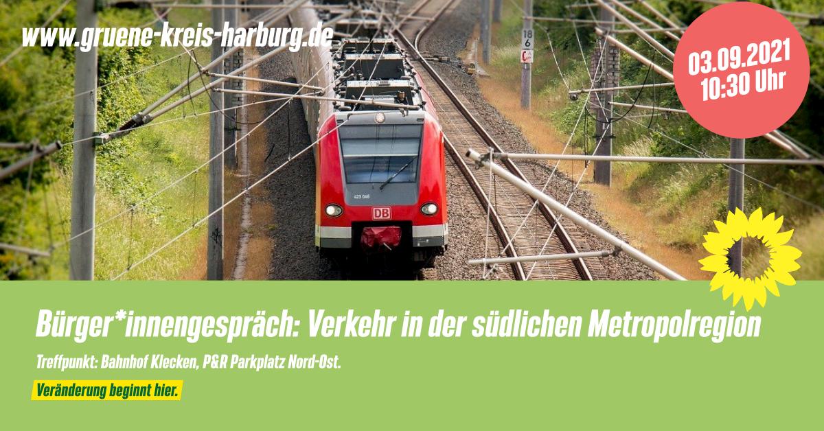 Bürger*innengespräch: Verkehr in der südlichen Metropolregion